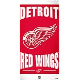 Пляжное полотенце Detroit Red Wings NHL