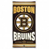 Пляжное полотенце Boston Bruins NHL
