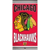 Пляжное полотенце Chicago Blackhawks NHL