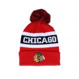 Шапка Adidas Chicago Black Hawks