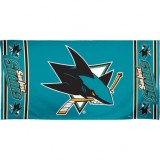 Пляжное полотенце San Jose Sharks NHL