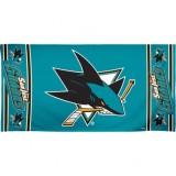 Пляжное полотенце San Jose Sharks NHL