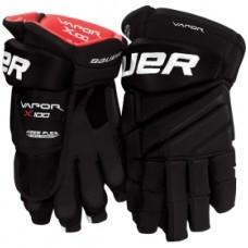BAUER VAPOR X100 хоккейные перчатки