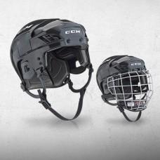 ССМ FITLITE FT40 шлем хоккейный с маской
